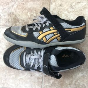 ASICS weightlifting shoes size 8.5